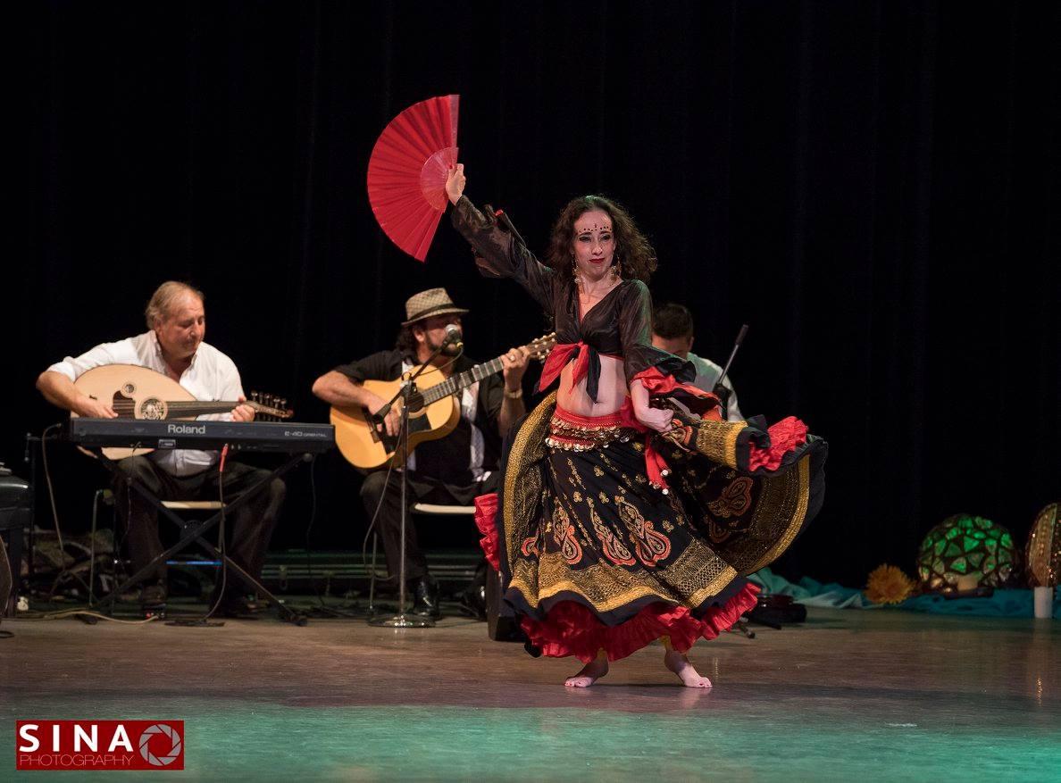 Gypsy Miami Dancers