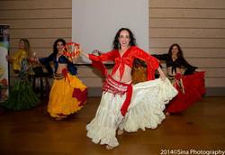 gypsy performance