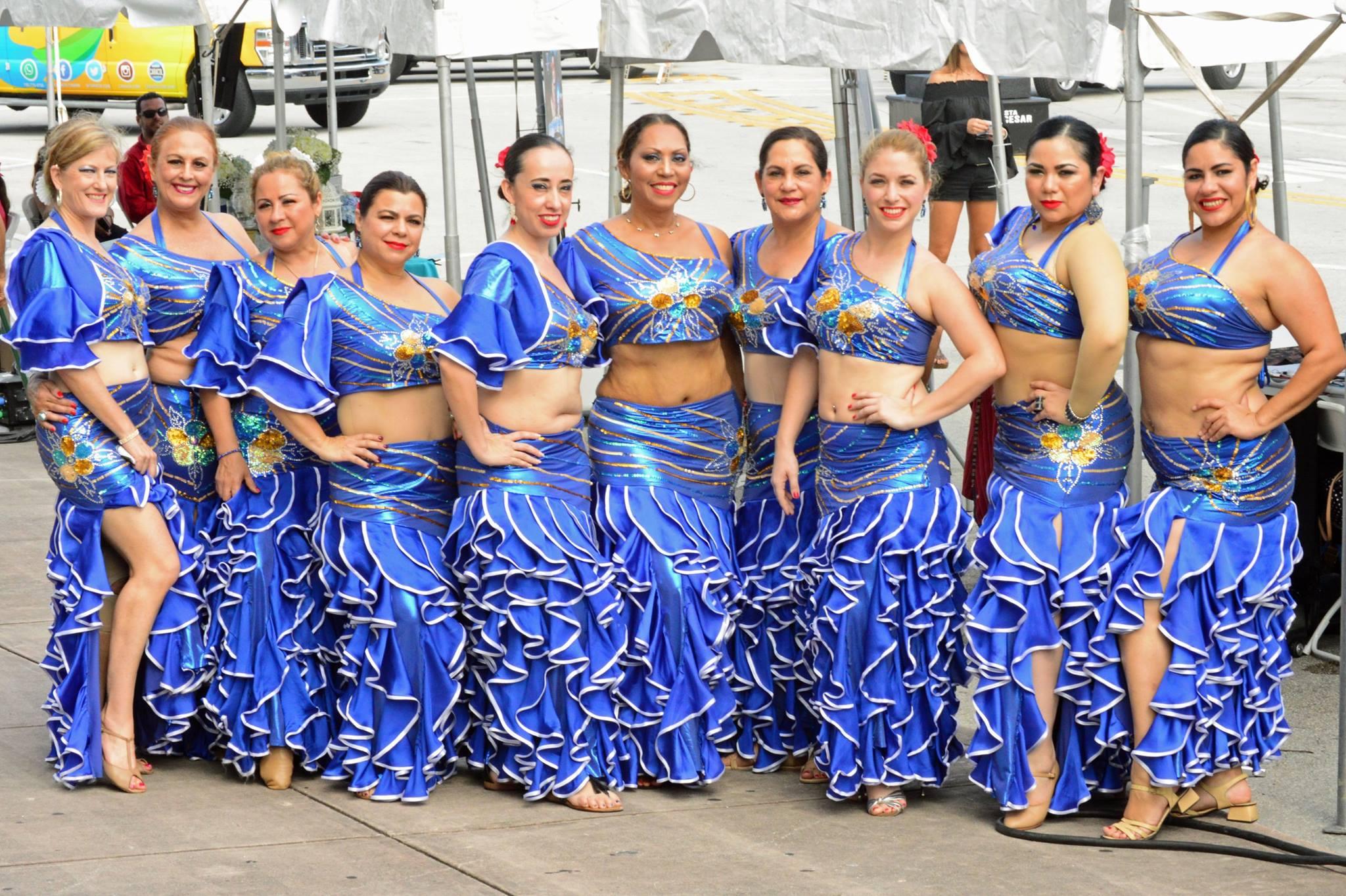 Fusion Gitana Coral Gables Hispanic Cultural Festival