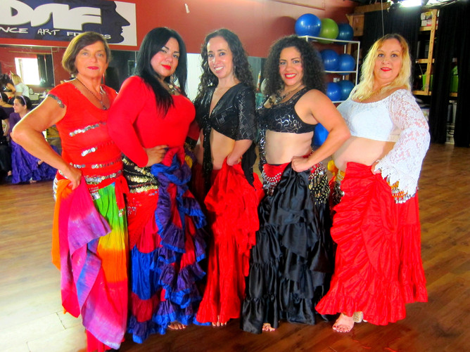 Fusion Gitana Auditions!