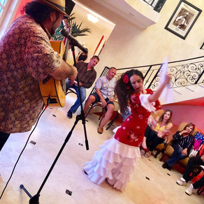 Flamenco in Richmont West, Florida