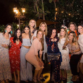 Bachelorette party in Coral Gables