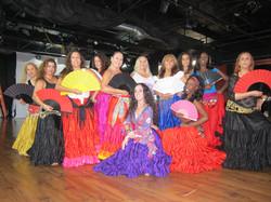 Flamenco Arabe Class DAF