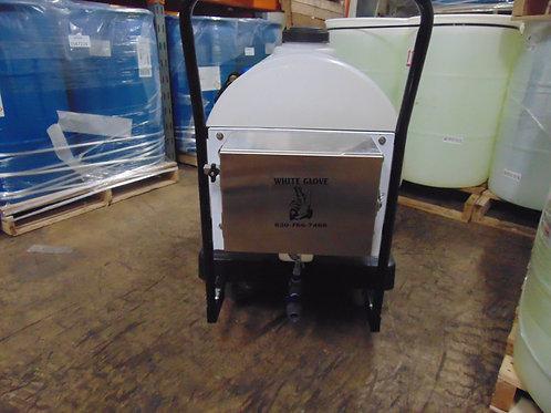 WG Foamer 55 Gallon Tank