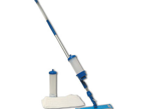 Microfiber Bucketless Mopping System