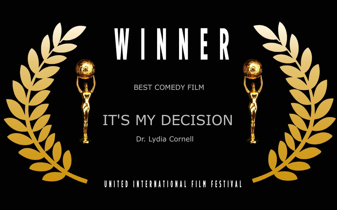Best Comedy Film - WINNER UIFF official  festival Laurel