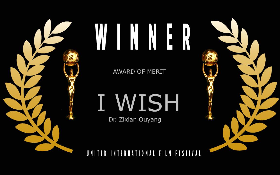 Award of Merit WINNER - UIFF official festival Laurel