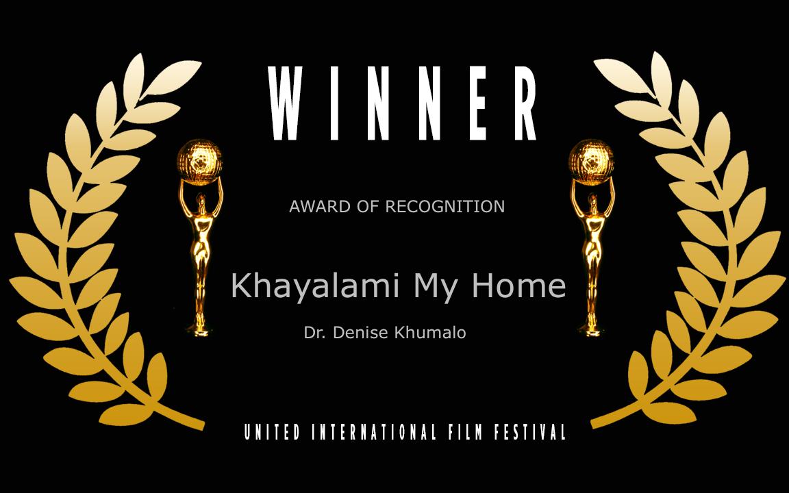 Award of Recognition - WINNER UIFF official  festival Laurel copy 3