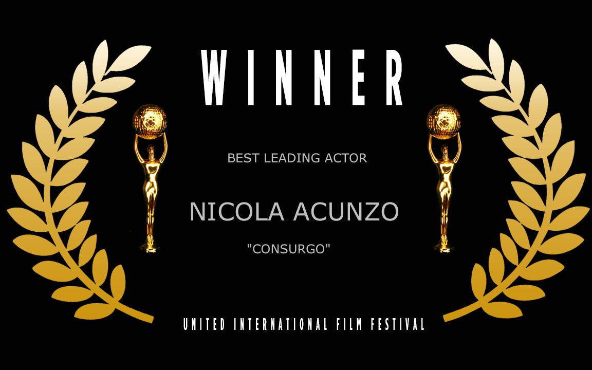 Consurgo - Best Actor - WINNER UIFF official  festival Laurel copy 6
