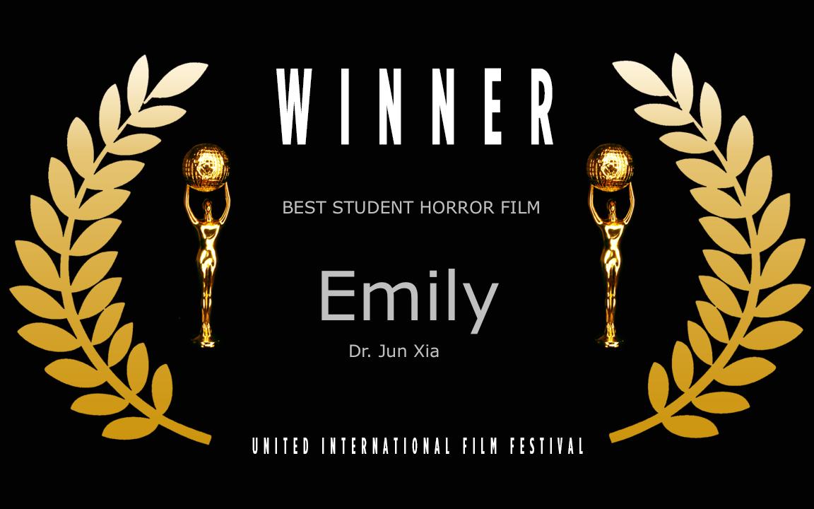 Best Student Horroe Film -WINNER UIFF official  festival Laurel