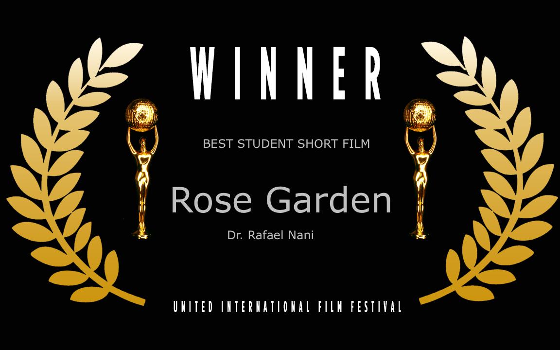 Best Student Short - WINNER UIFF official s festival Laurel