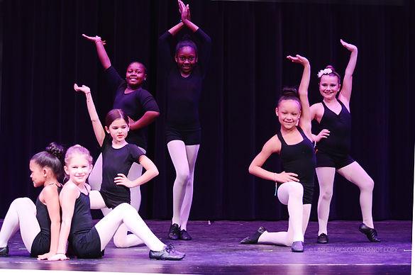 kids' tap, ballet, jazz, hip hop dance grand rapids