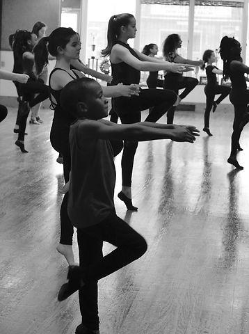 Contemporary dance teacher grand rapids