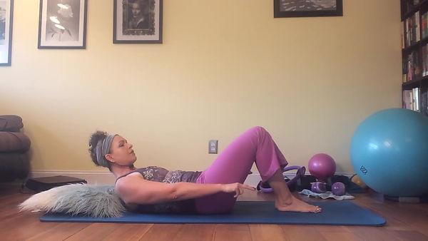 Stretching Pilates Fibromyalgia Health Coach