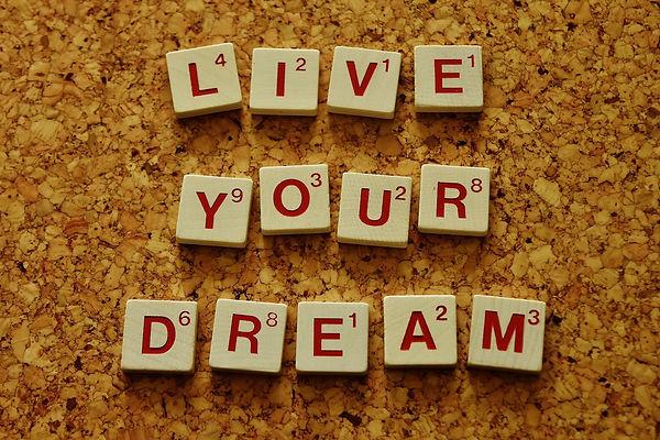 Live your dream Fibromyalgia