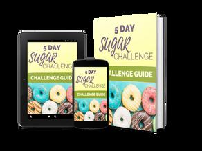 The February 5-Day No Sugar Challenge for Fibromyalgia