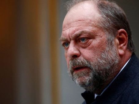🔴 رسميا وزير العدل الفرنسي متهم