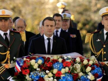 فرانس برس :ماكرون سيحيي ذكرى جزائريين قتلوا إثر قمع تظاهرة في باريس عام 1961