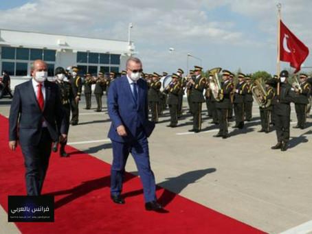 بين قبرص التركية والإدارة الكردية ..وقائع جديدة