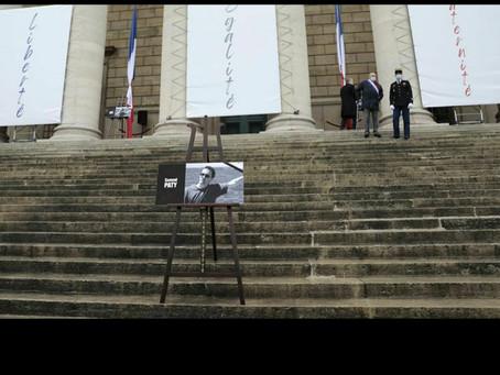 المدارس الفرنسية تكرم صامويل باتي في  ذكرى قتله