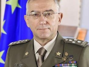 رئيس اللجنة العسكرية الأوروبية: الحرب أقرب من أي وقت مضى والبحر المتوسط هو ساحة النزاع.