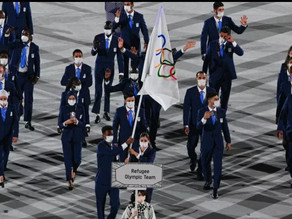 تعرف على فريق اللاجئين المشارك في أولمبياد طوكيو 2020