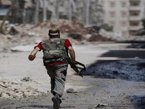 معضلة الثورة المضادة ورباعي الائتلاف في سوريا.