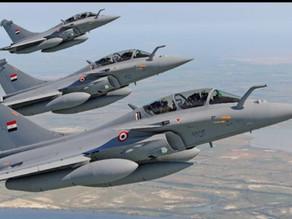 """هل هاجمت """"سوخوي - 35"""" مقاتلات """"رافال"""" الفرنسية في مصر؟"""