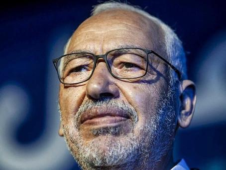 🔴 إصابة رئيس البرلمان التونسي ورئيس حزب النهضة الغنوشي بفيروس كورونا