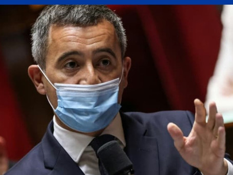 لمواجهة متحور دلتا في فرنسا..رسالة حزم من وزير الداخلية