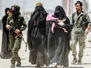 المغربيات في سوريا..يطلبن عفو أمير المؤمنين