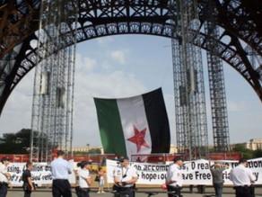 روح الثورة تلهم الناشطين السوريين في بلاد اللجوء.