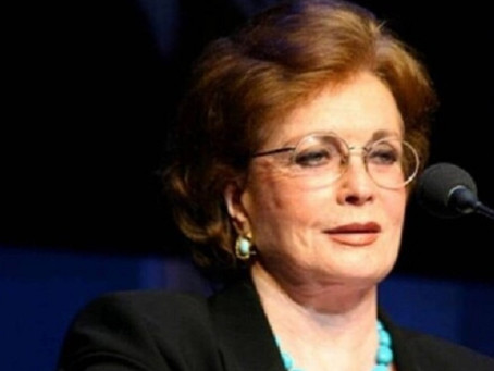 🔴 وفاة جيهان السادات زوجة الرئيس المصري الأسبق