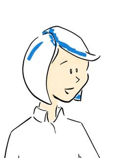 Woman Blue White Hair.jpg