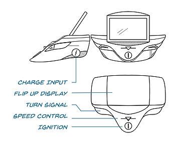 Mobilty Module Concept 2D - Adam Book
