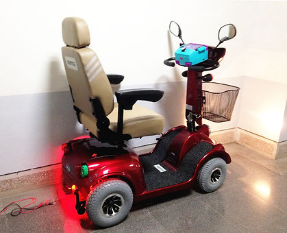 Mobility Scooter Enhancements