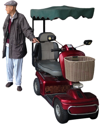 Elderly Mobility Scooter Research