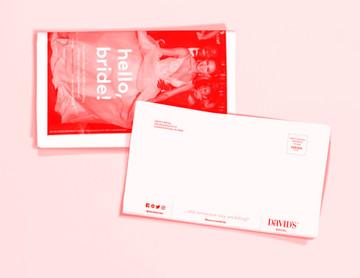 David's Bridal Direct Mail Catalogue