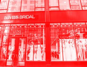 David's Bridal NYC Grand Opening