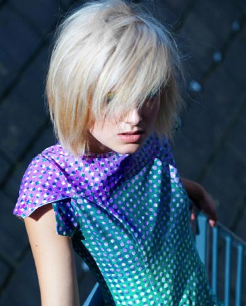 Sunlight Reactive Dress