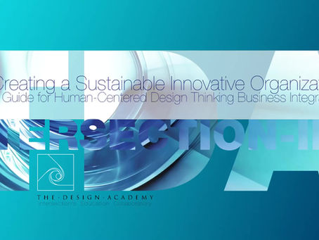 Creating a Sustainable, Human-Centered Innovative Organization