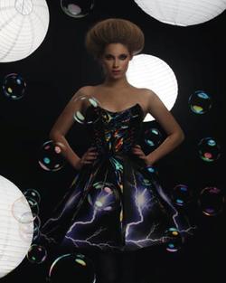 Sound Reactive Dress