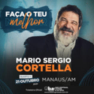 FAÇA O TEU MELHOR! - MARIO S. CORTELLA