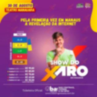 SHOW DO XARO
