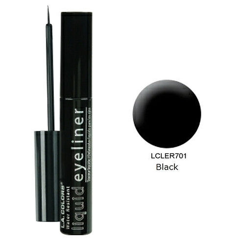 LA Colors Round Liquid Eyeliner