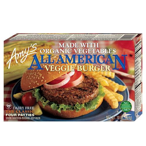 Amy's Kitchen All American Veggie Burger