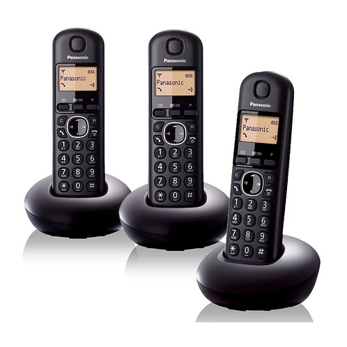 Panasonic KX-TGB 213 Trio Digital Cordless Phones
