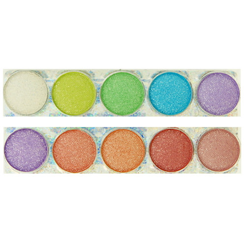 LA Colors Glittering Eyeshadow