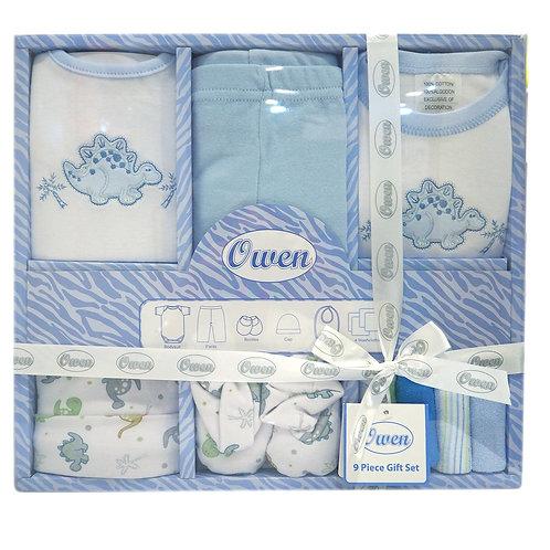 Owen Baby 9-pc Gift Set