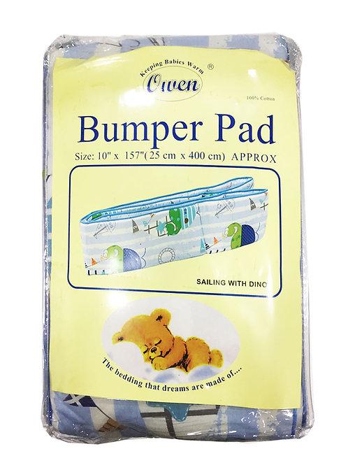 Owen Baby Bumper Pad